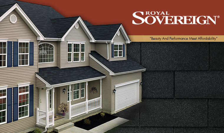RoyalSovereign Shingles - Warranty Photo
