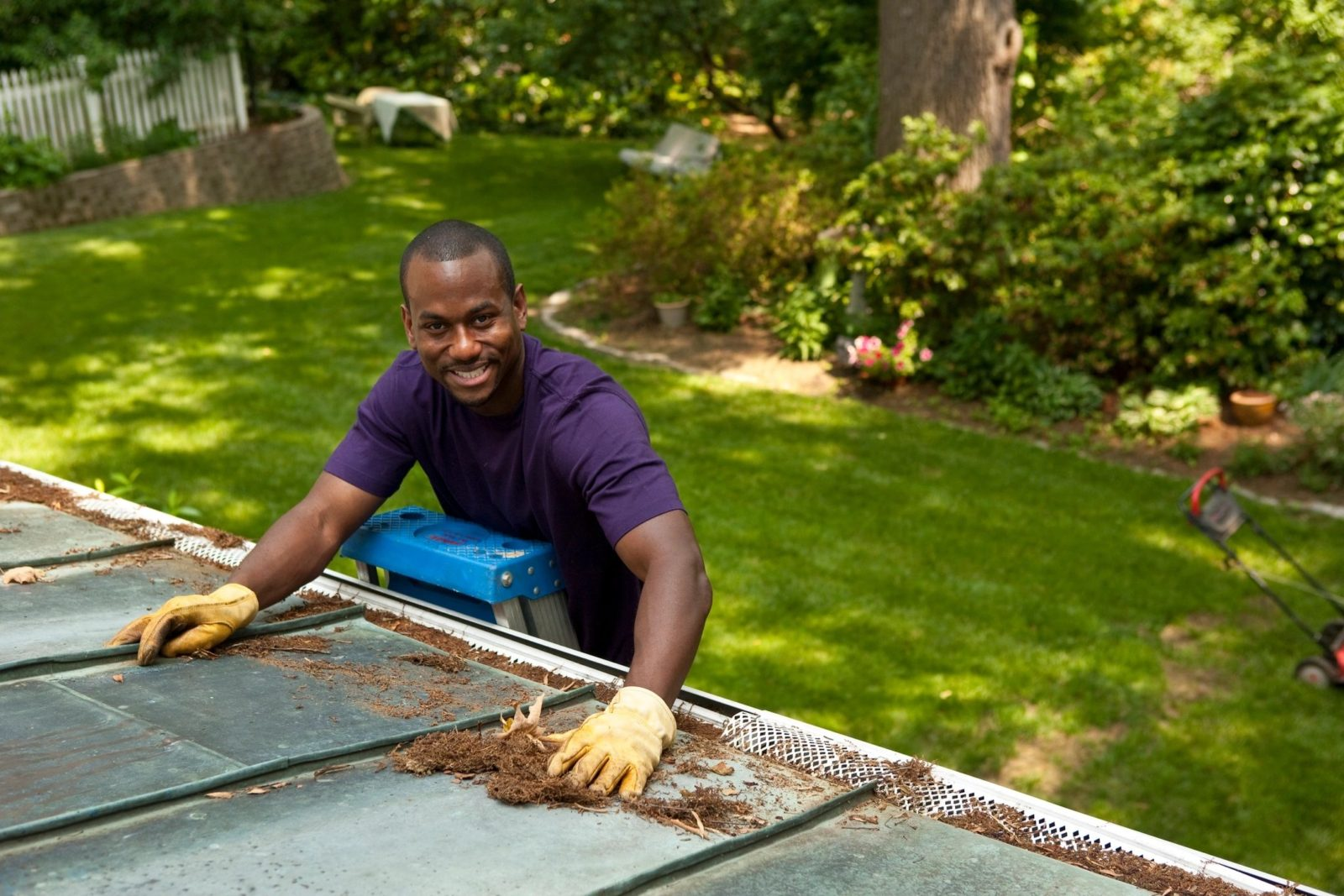 Maintain roof tampa roofing company